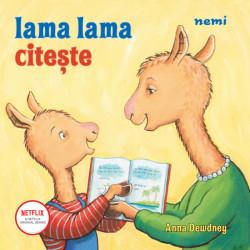 Lama lama citește, Anna Dewdney