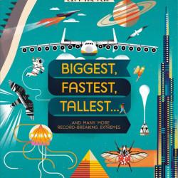 Lift-the-Flap Biggest, Fastest, Tallest…, Usborne