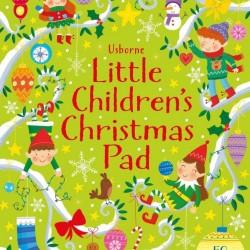Little children's Christmas pad