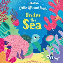 Little Lift and Look Under the Sea, Usborne