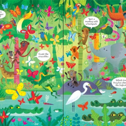 On The farm jigsaw and picture book, Kirsteen Robson