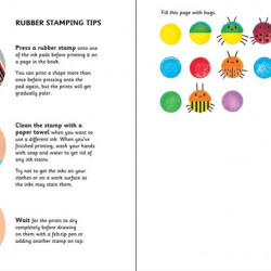Rubber stamp activities, Usborne