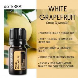 Ulei esential White Grapefruit, 5ml, Doterra