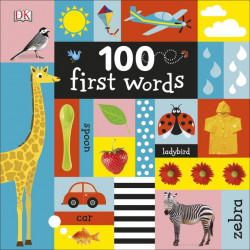 100 First Words, Dorling Kindersley's, dk