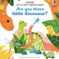 Are You There Little Dinosaur? Sam Taplin, Usborne