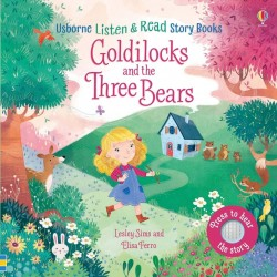 Asculta si citeste, listen and read Goldilocks and the Three Bears