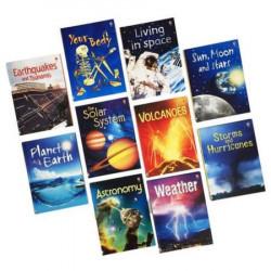 Beginners science boxset, set cu 10 carti usborne