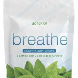 Breathe Respiratory Drops, dropsuri mentolate pentru respiratie, doterra