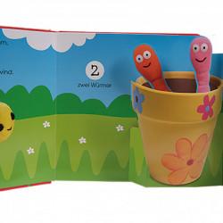 Carte 3D / pop-up, primele mele numere, Mein liebstes Pop-up-Buch. Erste Zahlen, dK
