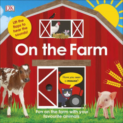 Carte sonora, On The Farm, DORLING KINDERSLEY CHILDREN'S