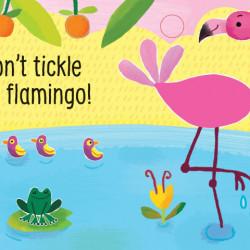 Don't Tickle the Crocodile!, Sam Taplin, 6+, Usborne