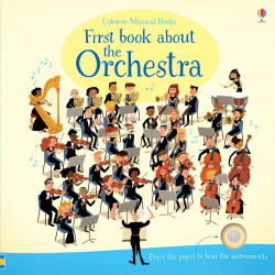 First Book about the Orchestra, Usborne, 3+