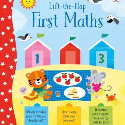 Lift-the-Flap First Maths, Usborne