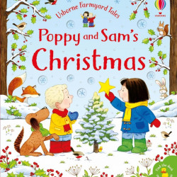 Poppy and Sam's Christmas, usborne