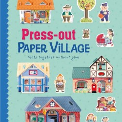 Press out-paper village, usborne