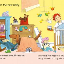 The New Baby, Anne Civardi