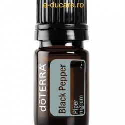 Ulei esențial black pepper, 5ml, doterra