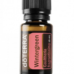 Ulei esential Wintergreen, 15 ml, doterra