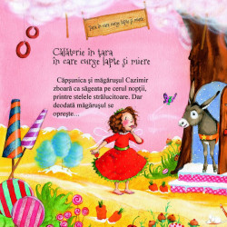 Zana Capsunica. Vise placute, draga Luna!
