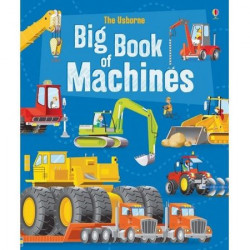Big Book of Machines, Usborne