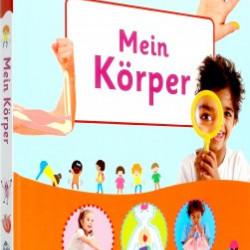 Carte in limba germana, Corpul meu, Ich weiß was! Mein Körper, DK, 4+
