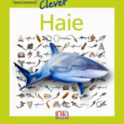 Carte in limba germana, rechinii, Haie, DK, 8+