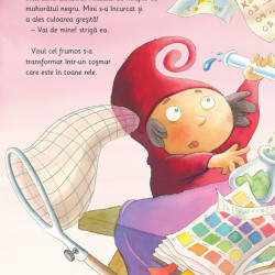 Fetita care coloreaza visele - Klaus Baumgart
