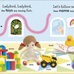 First Words with a Ladybird, DK