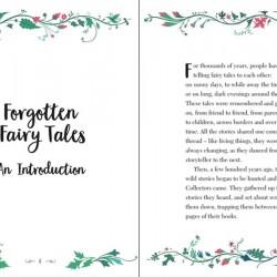Forgotten fairy tales of brave and brilliant girls, usborne