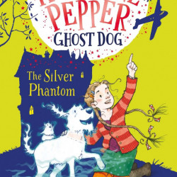 Knitbone Pepper Ghost Dog: The Silver Phantom
