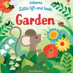 Little lift and look, garden, usborne