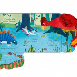 Little Lift and Look Spiky Dinosaur, Anna Milbourne, Usborne
