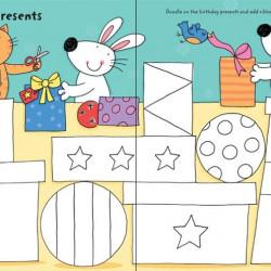 Marea carte de tip scrie și șterge la nesfârșit Big wipe-clean activity book