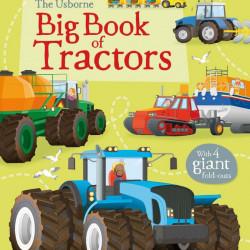 Big book of tractors, Usborne