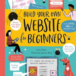 Build Your Own Website for Beginners 7+