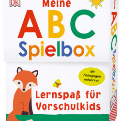 Carduri in limba germana, Meine ABC-Spielbox, dK, 5+