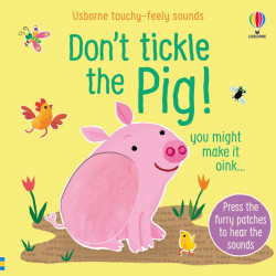Carte sonora haioasa, Don't Tickle the Pig, Usborne, Sam Taplin