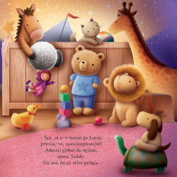 Cutia magica cu jucarii, Melanie Joyce, James Newman Gray