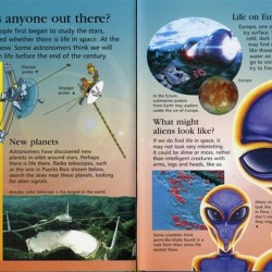 First encyclopedia of space, usborne