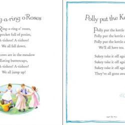 Illustrated Nursery Rhymes, Usborne