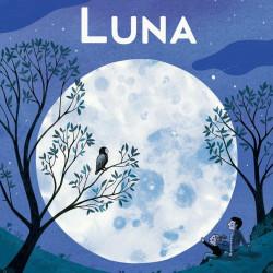 Luna, usborne
