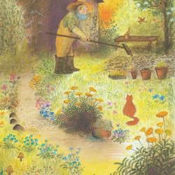 Micul gradinar, Bernadette Watts, Gerda Marie Scheidl, Universul enciclopedic