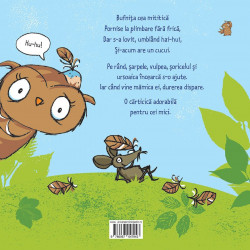 Micuta bufnita are un cucui, Universul enciclopedic