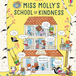 Miss Molly's School of Kindness, Usborne, 3+