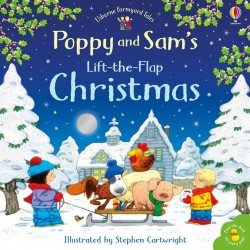Poppy and Sam's lift-the-flap Christmas