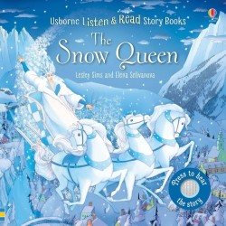 Asculta si citeste, listen and read, The Snow Queen