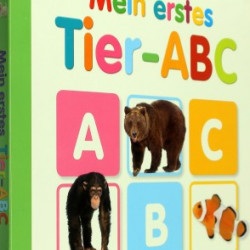 Carte in limba germana, primele mele animale - ABC, Mein erstes Tier-ABC, 3+, dK
