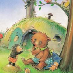 Fa-te bine,Ursuletule! - Universul Enciclopedic