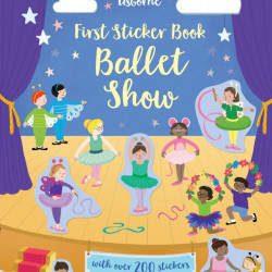 First Sticker Book Ballet Show
