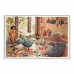 Jocurile copilariei, Sonja Danowski